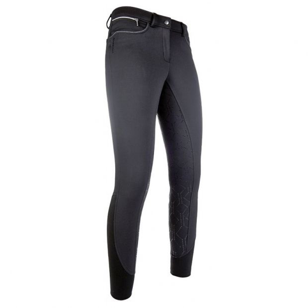 HKM Style Softshell Riding breeches