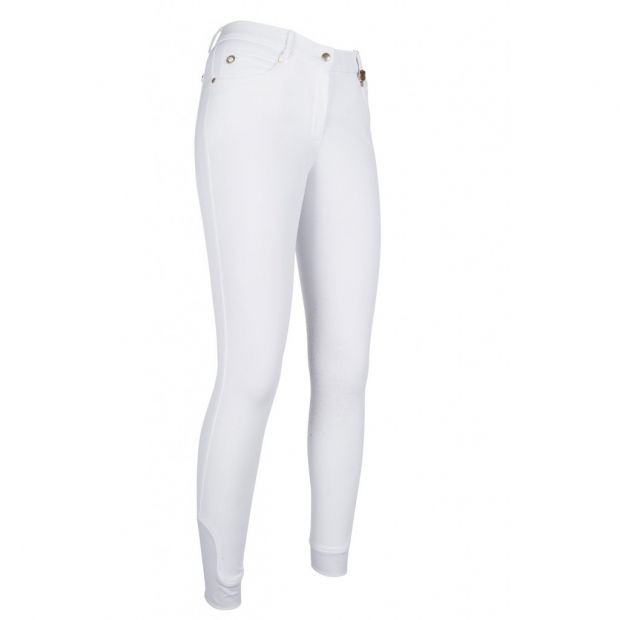 Lauria Garrelli LG Basic riding breeches with silicone knee patches