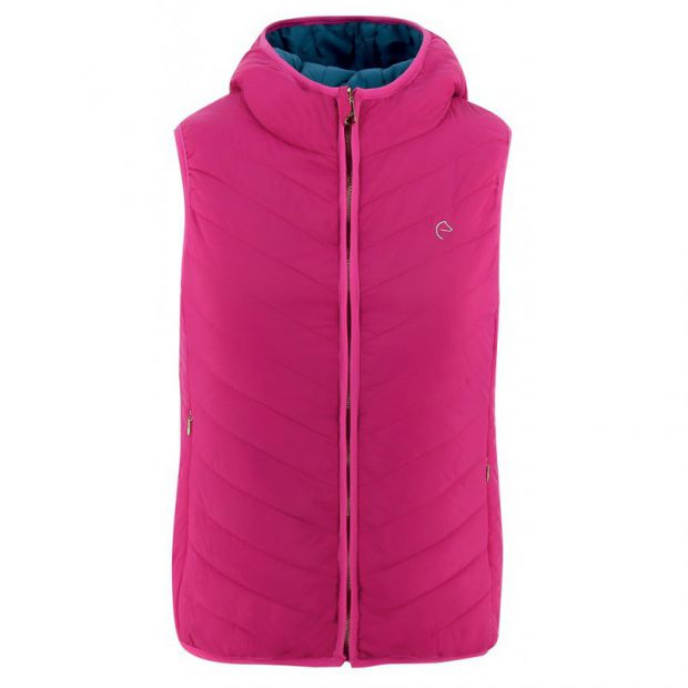 Equi-Theme Turning vest with hood women