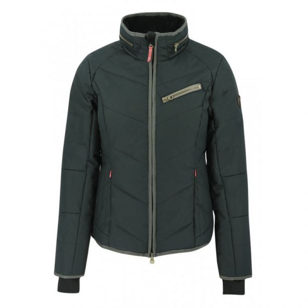 Equi-Theme Stacy winter jacket padded