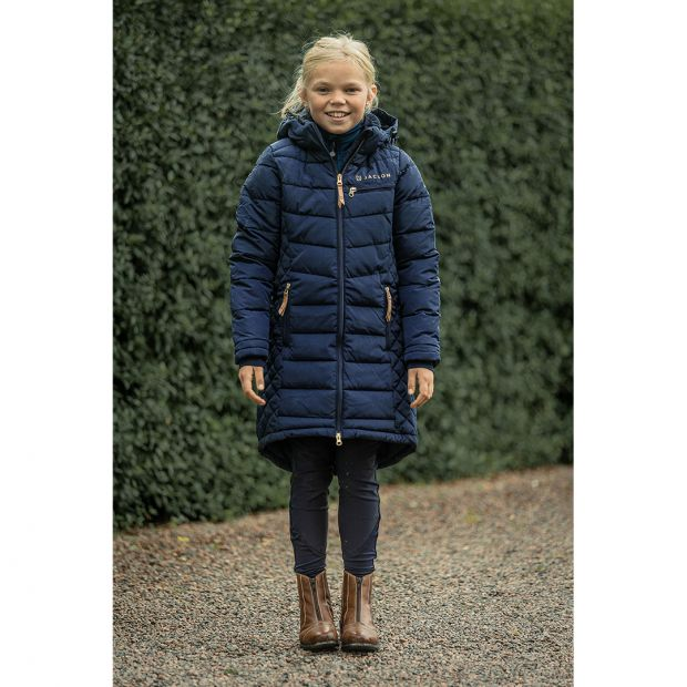 Jacson Mary quilted jacket for children