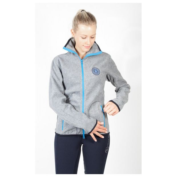 Pfiff Justine fleece jacket