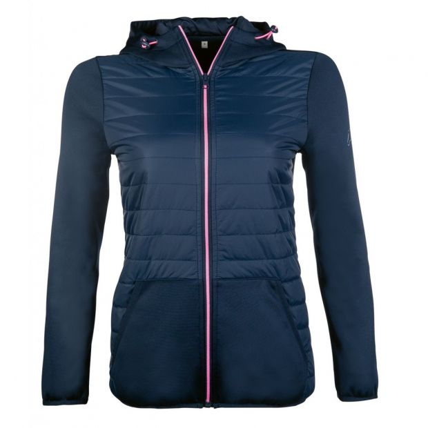HKM Champ New Softshell quilted jacket women