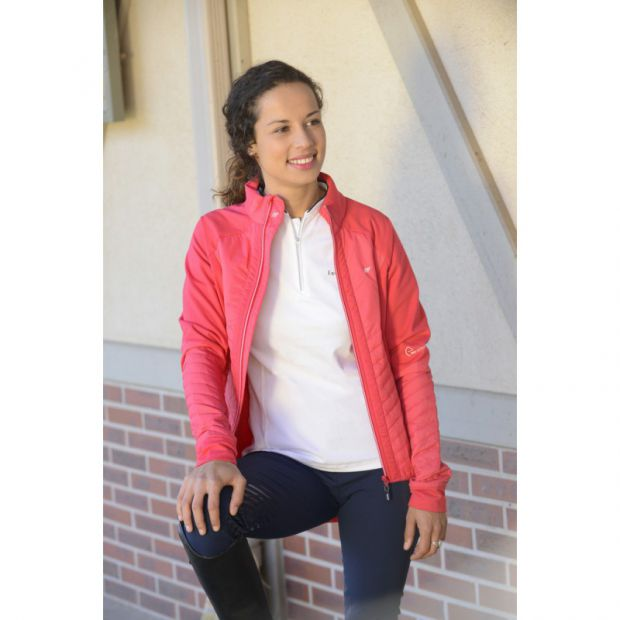 Pro Series Trotting Softshell quilted jacket women