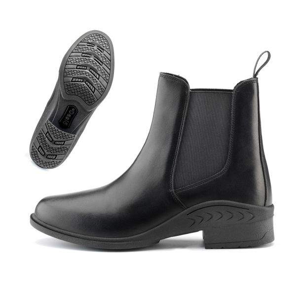 Tattini Daslö jodhpur boots leather