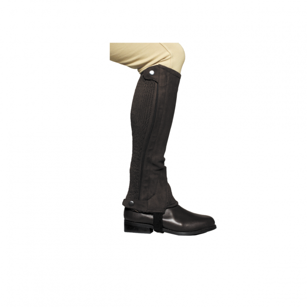 Equitare Easy Half chaps synthetic