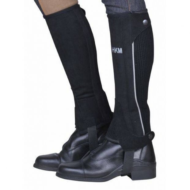 HKM Special half chaps