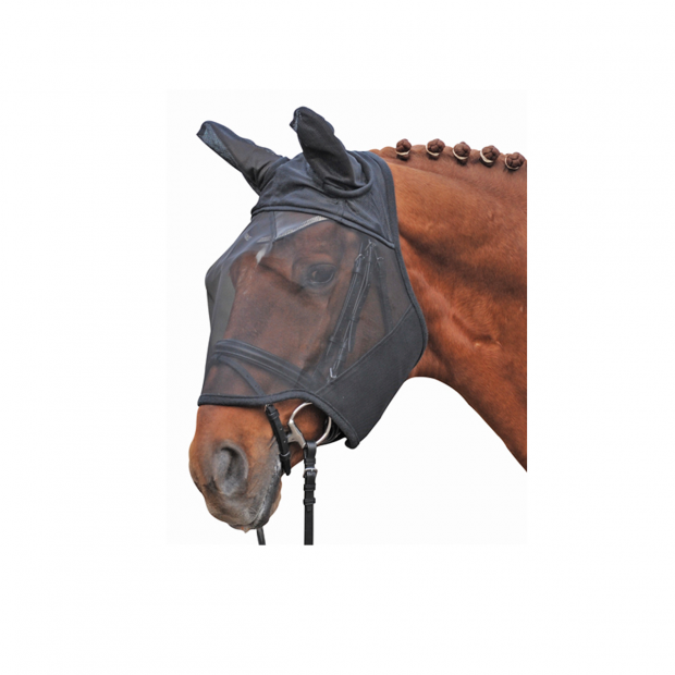 HKM Fly mask dark