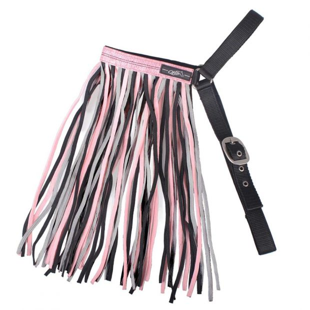QHP Blossom Fly Fringe with straps