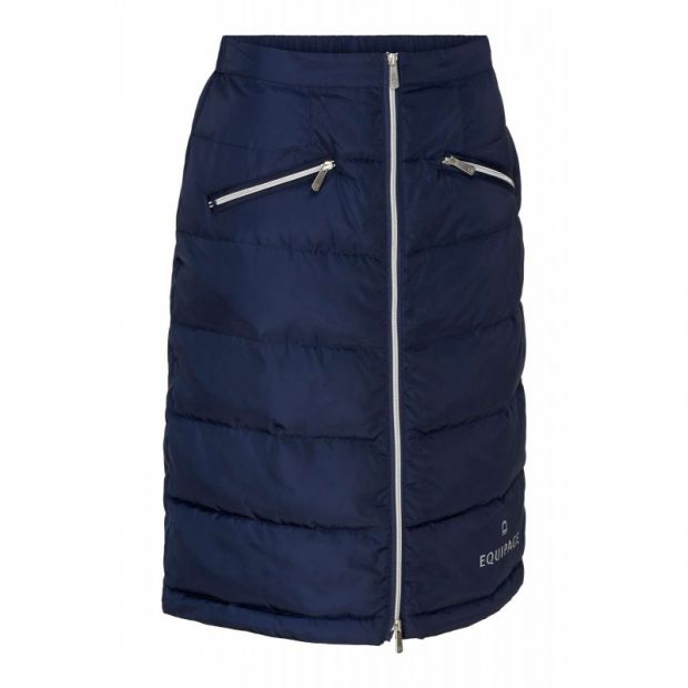 Equipage Eleri Quilted Skirt