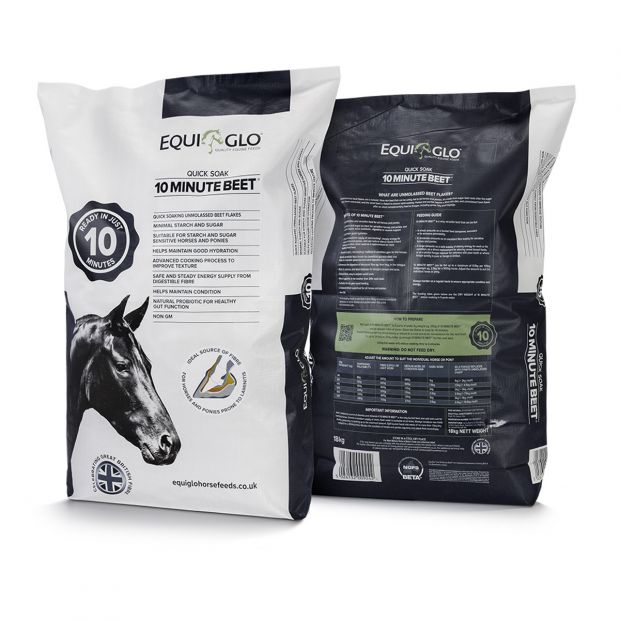 EquiGlo 10 minute Beet 18 kg
