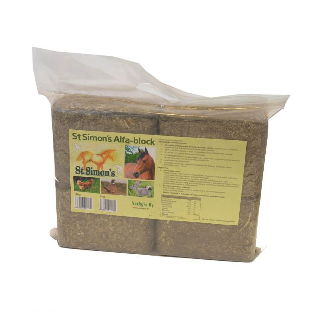Just Fi-block Alfablend 4x1 kg