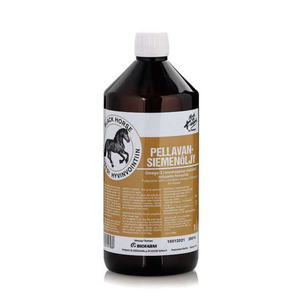 Black Horse Linseed oil 1 l