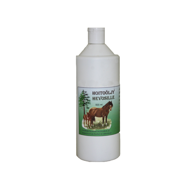 "Kiet""v""inen Treatment Oil for horses 500 ml"