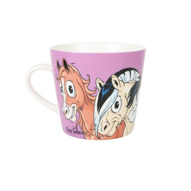 Polle Mug Stable friends