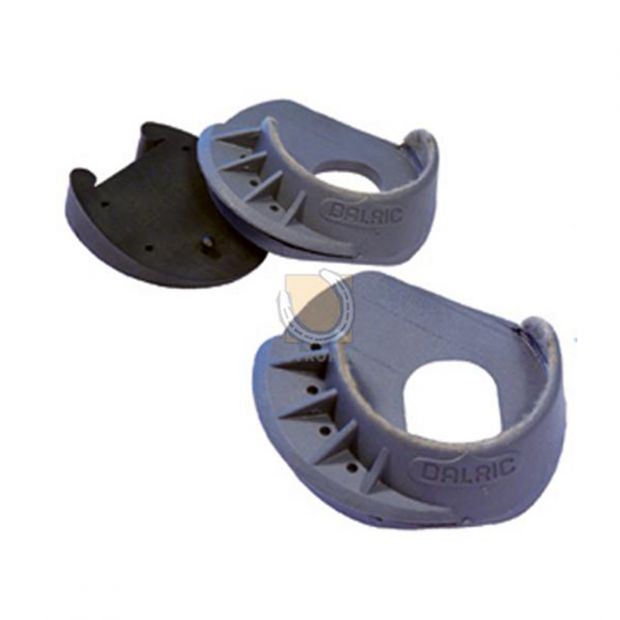 Dallmer Extension Side support correction shoe without glue, pair