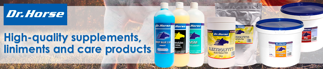 Dr. Horse products